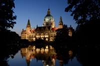 Neues Rathaus (kein HDR)